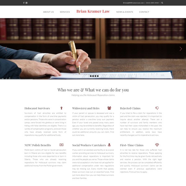 Legal Website