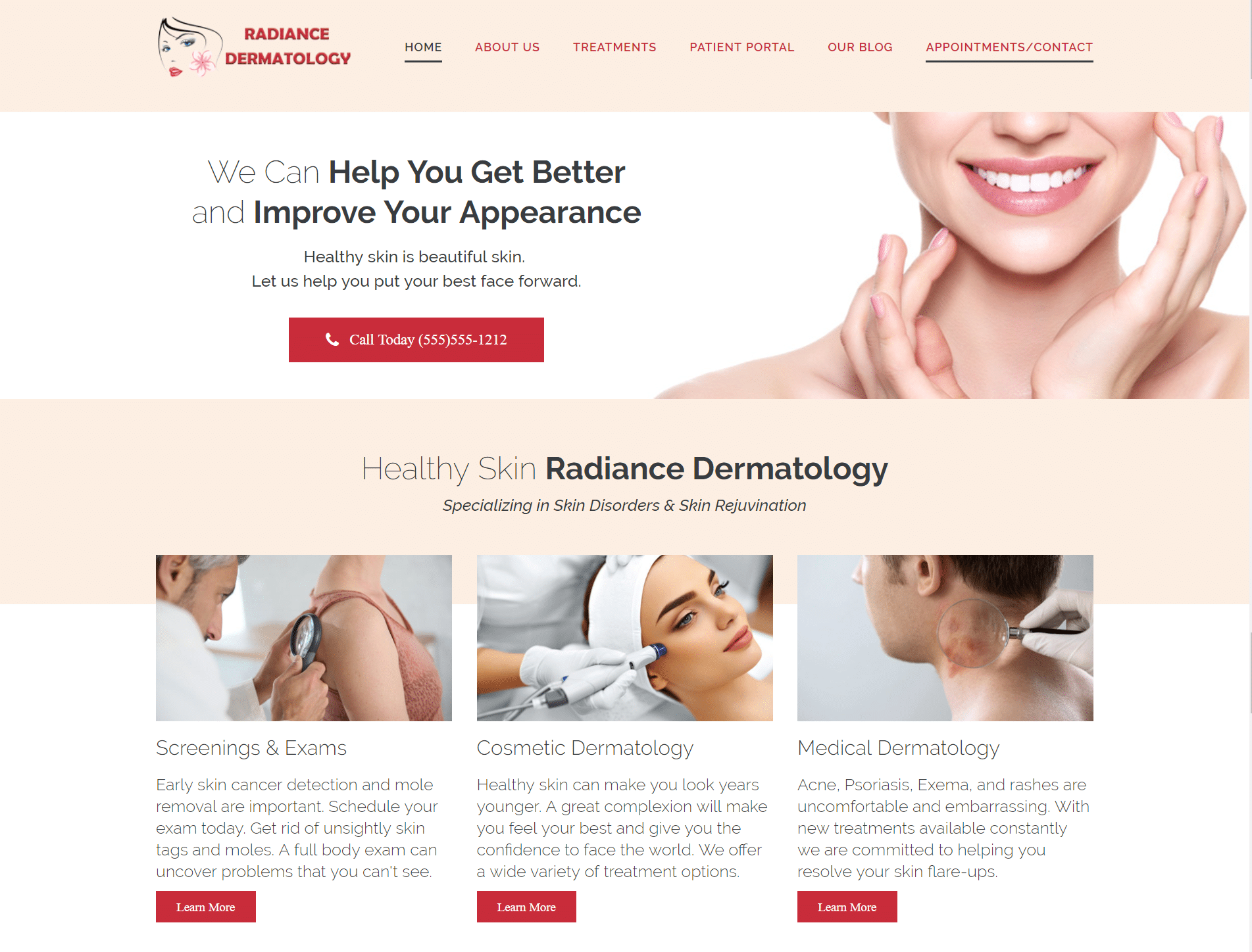 Home Dermatology Website-ss-4